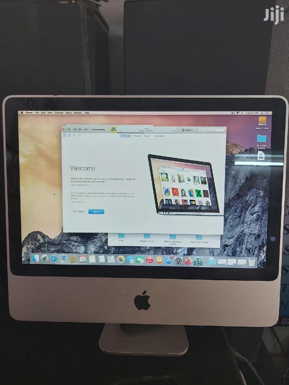 Archive: Desktop Computer Apple iMac 4GB Intel Core 2 Duo HDD 250GB