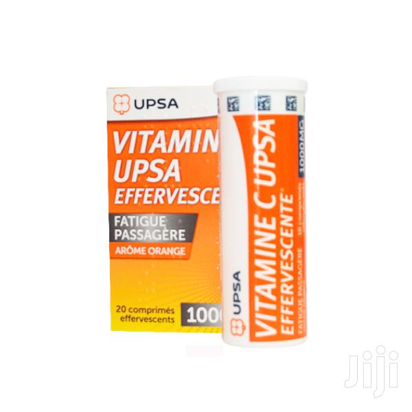 UPSA Vitamin C Effervescent 10 Tablets 1000mg