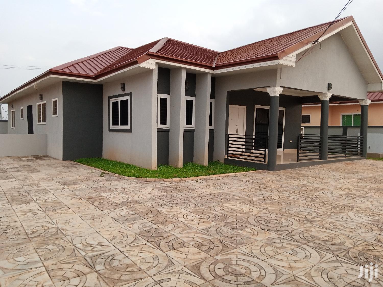 Newly Built 3 Bedroom House At Oyarifa For Sale