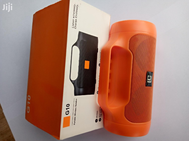 Archive: G10 Wireless Music Box