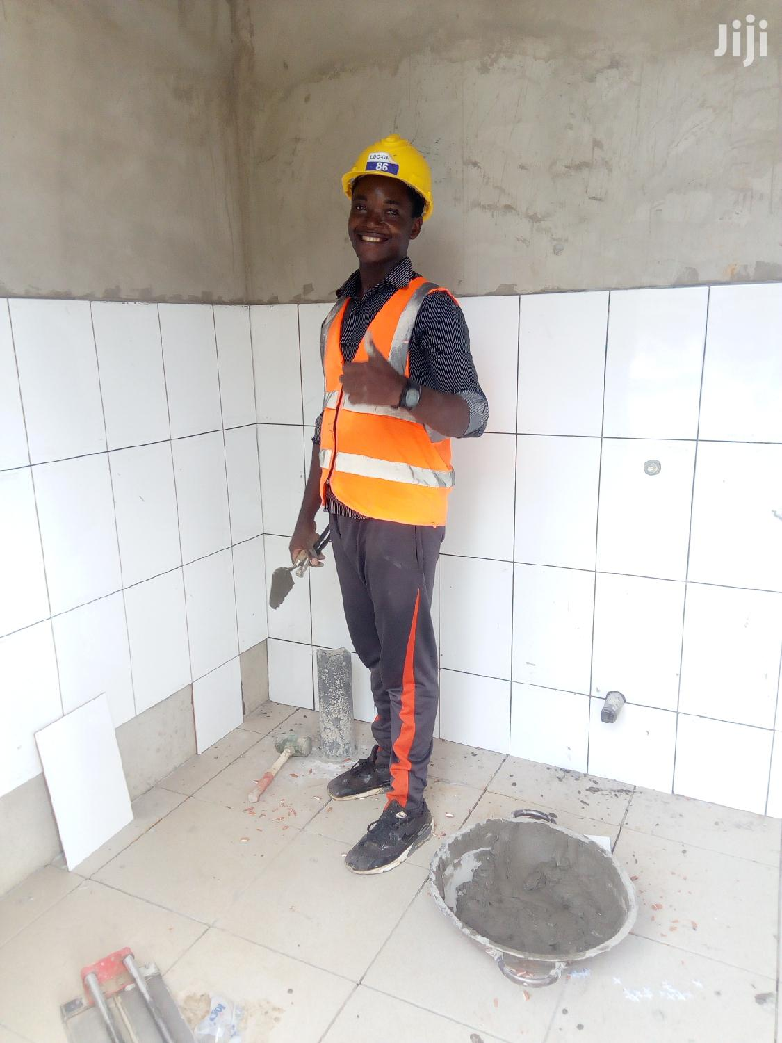 Skilful Tiler | Building & Trades Services for sale in Achimota, Greater Accra, Ghana