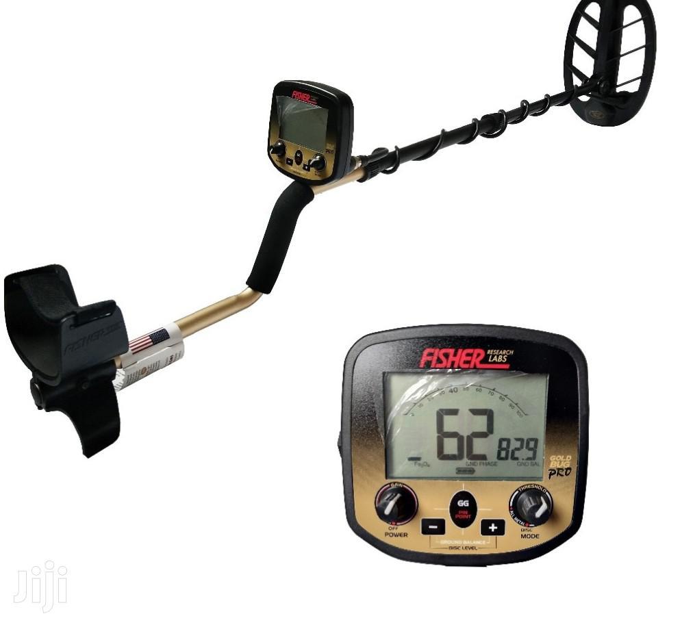 Original Fisher Gold Bug DP Gold Metal Detector