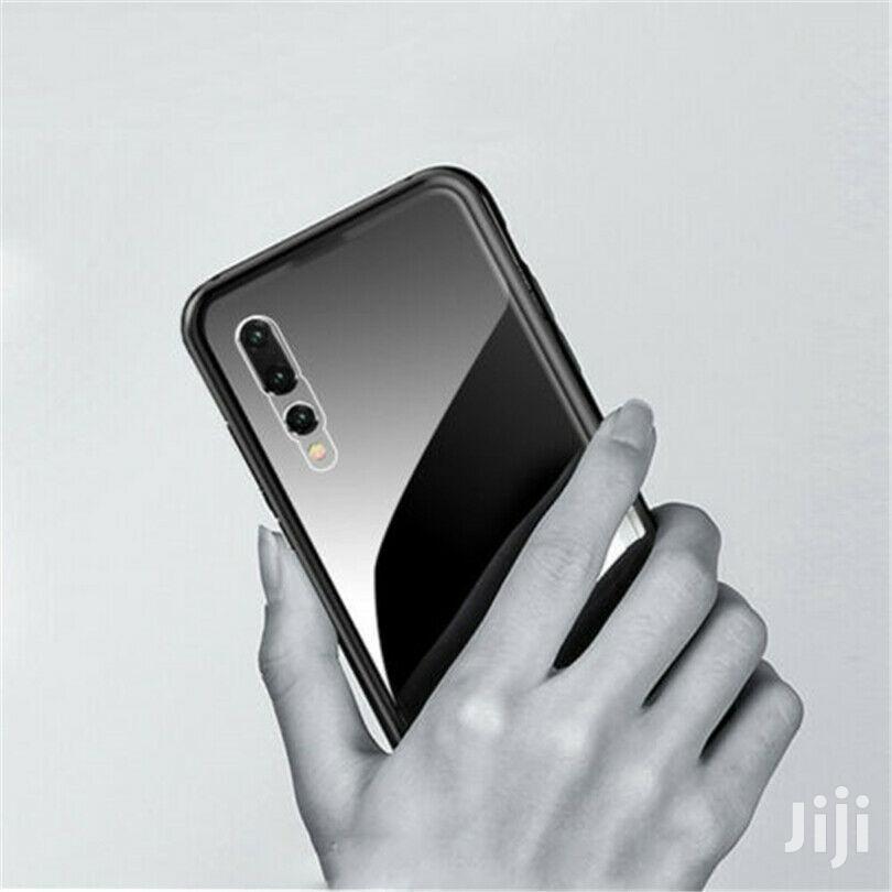 Huawei Y5 Y6 Y7 Prime Y9 2019 Magnetic Adsorption Case