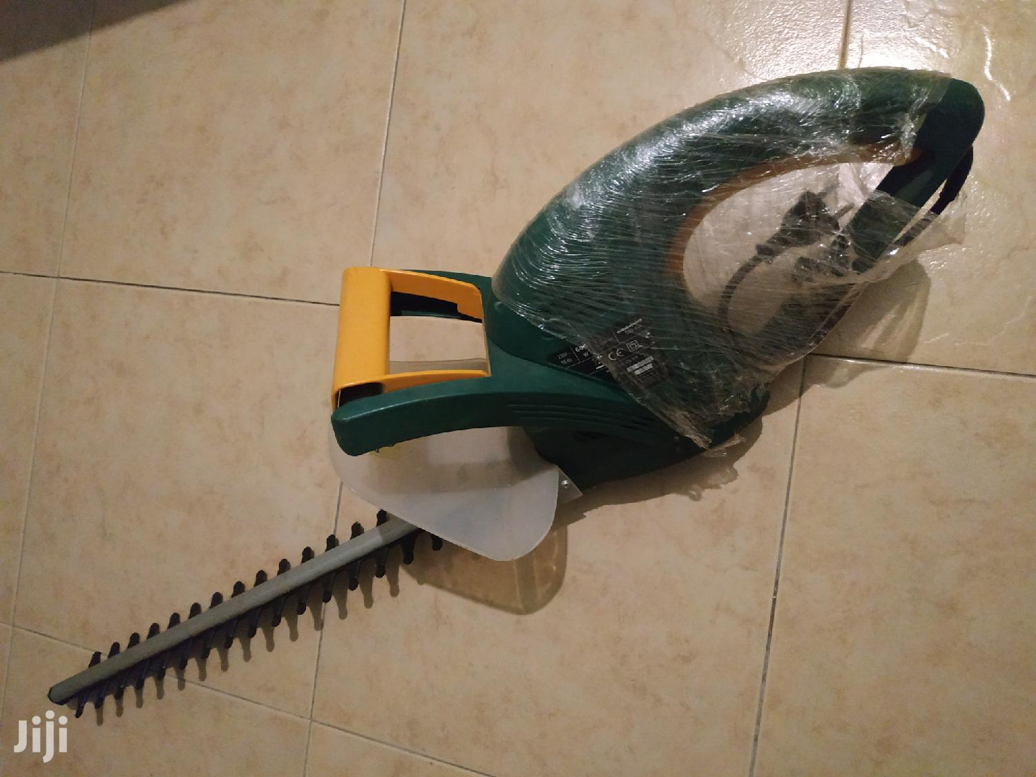 Archive: Electric Hedge/ Plant Trimmer