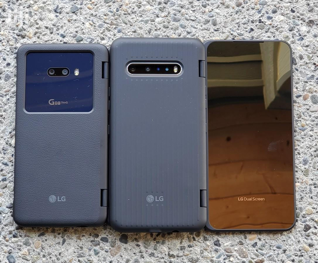 New LG Q9 64 GB Black | Mobile Phones for sale in East Legon, Greater Accra, Ghana