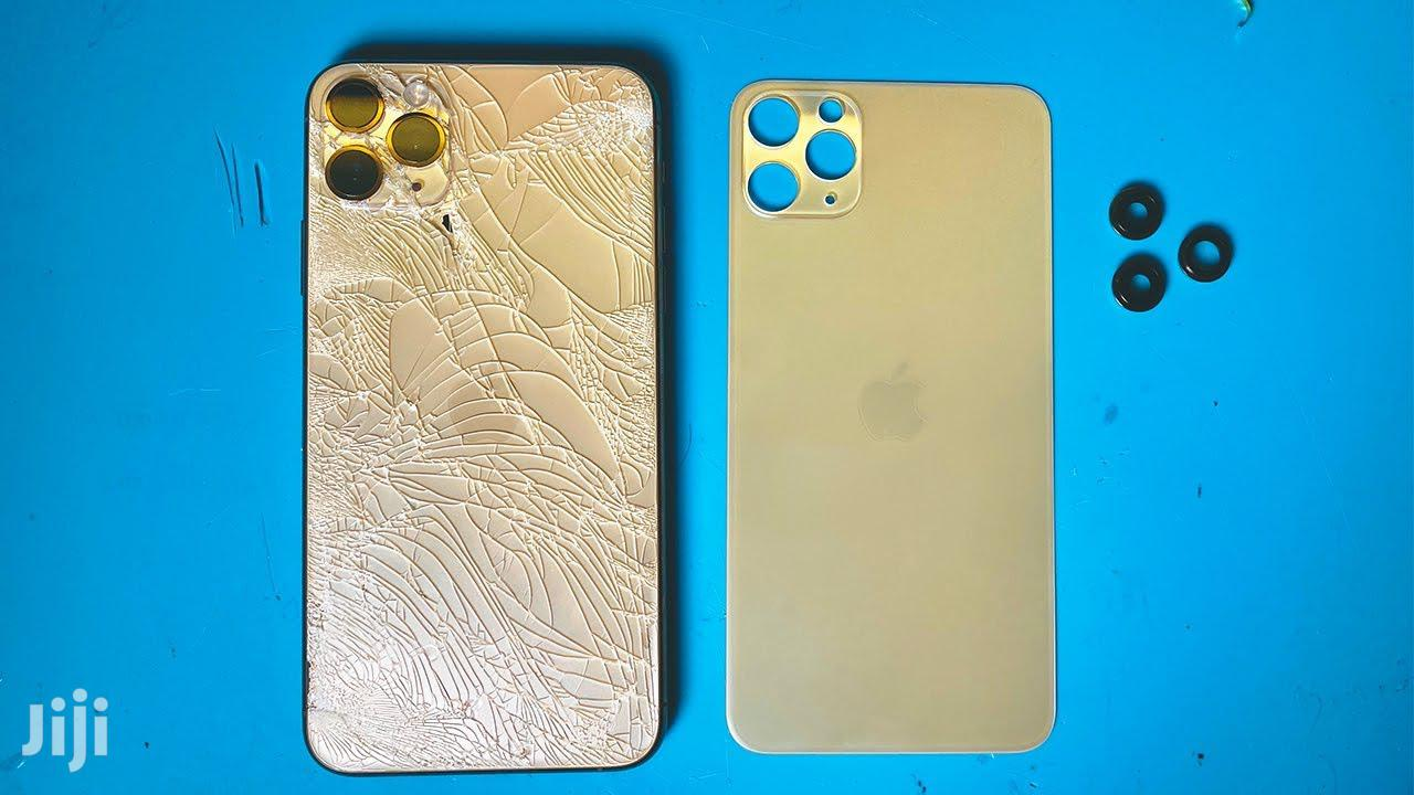 iPhone 8plus To 11 PRO MAX Back GLASS REPLACEMENT