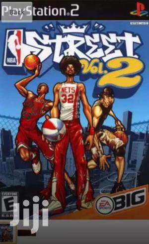 NBA STREET VOL 2 For PS2