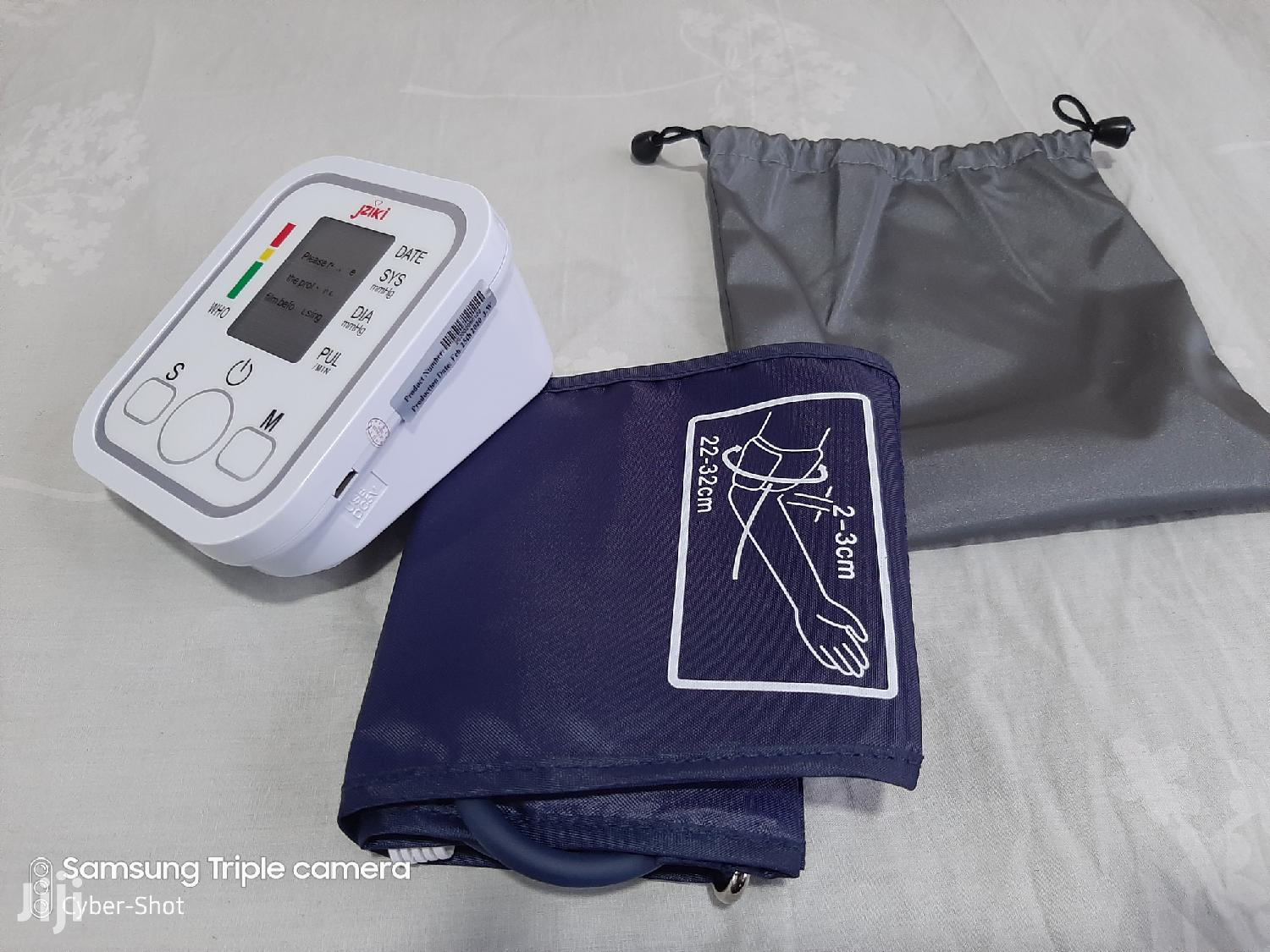 Digital Blood Pressure (BP) Machine Uses Android Charger | Tools & Accessories for sale in Nungua East, Greater Accra, Ghana