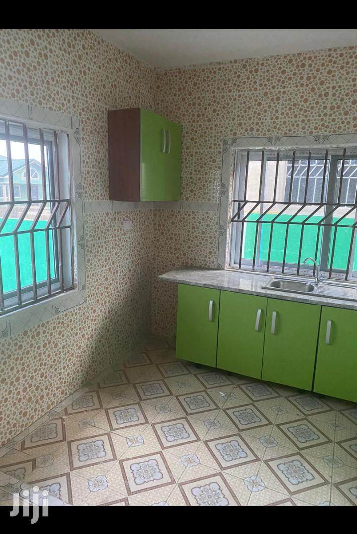 Executive 4bedrooms For Sale At Kasoa. 260,000gh