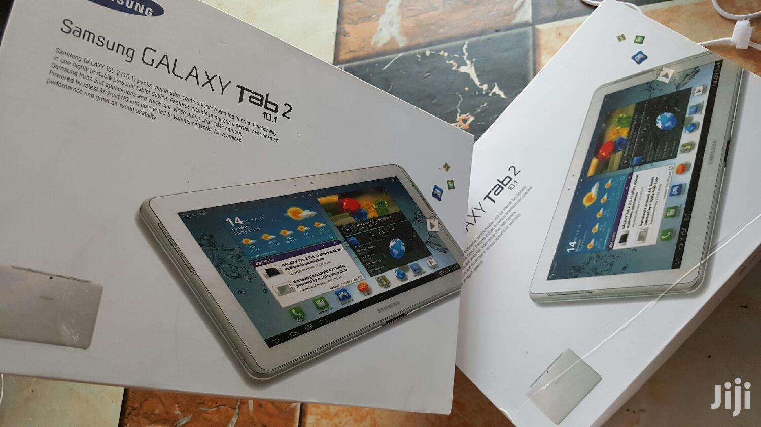 Archive: New Samsung Galaxy Tab 2 10.1 P5100 16 GB Black