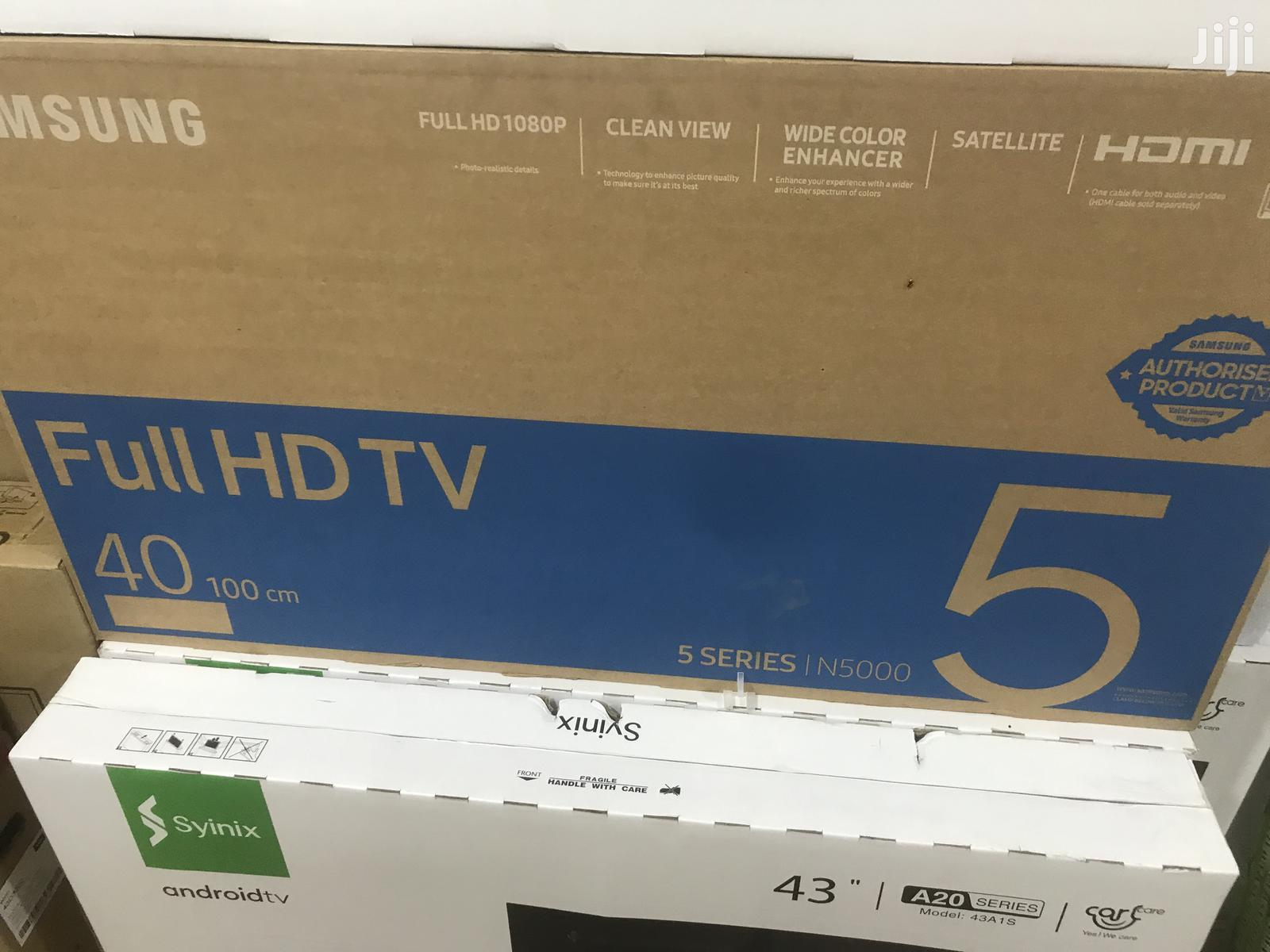 Buy A Satellite Series 5 Samsung 40 Inch LED Full HD TV