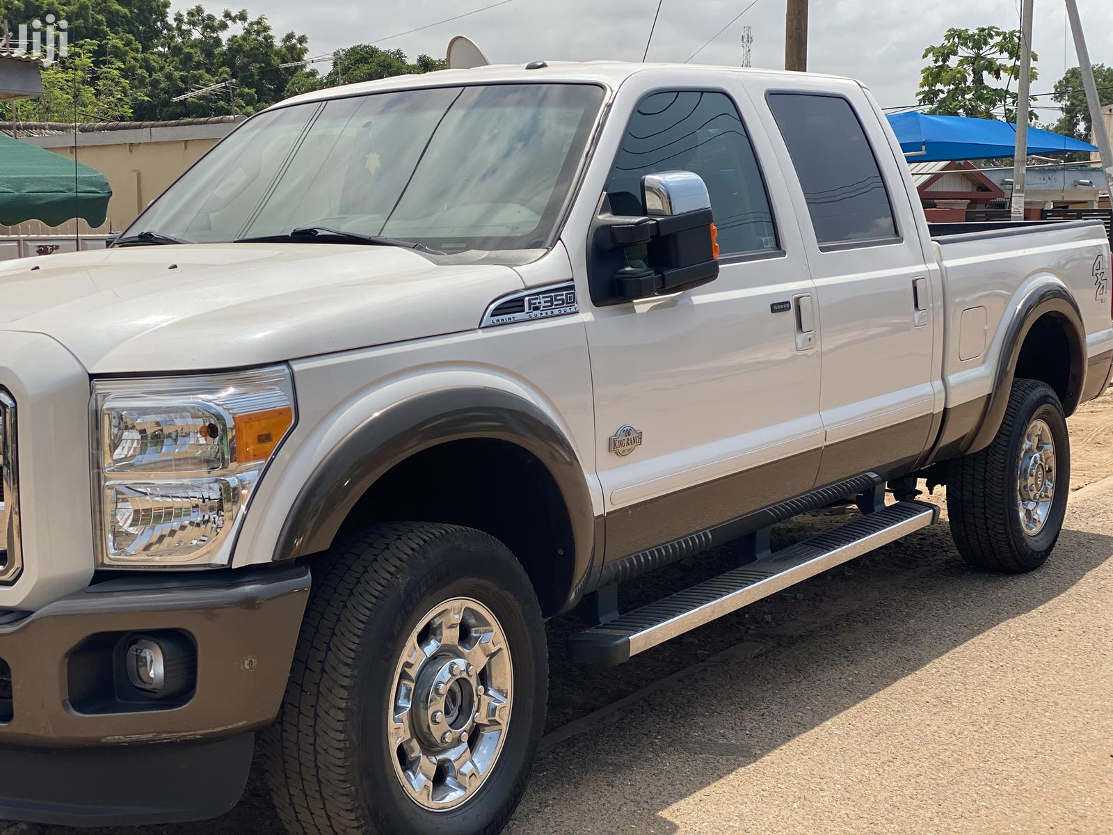 Ford F-350 2016 White | Cars for sale in Tema Metropolitan, Greater Accra, Ghana