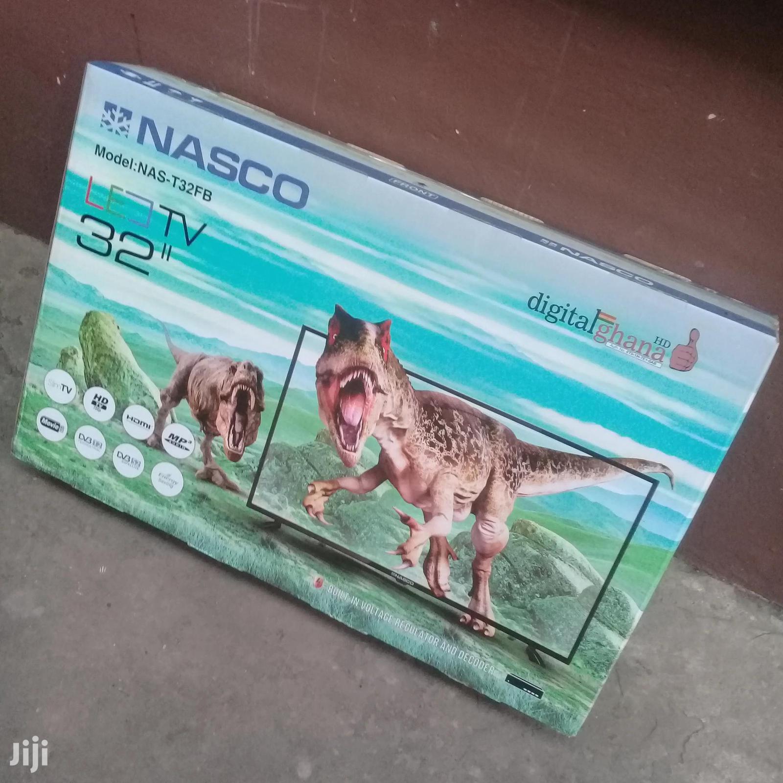 """Archive: New Model Nasco 32"""" Sat TV"""