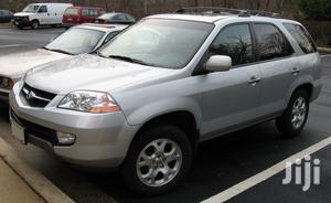Acura MDX 2003 Silver
