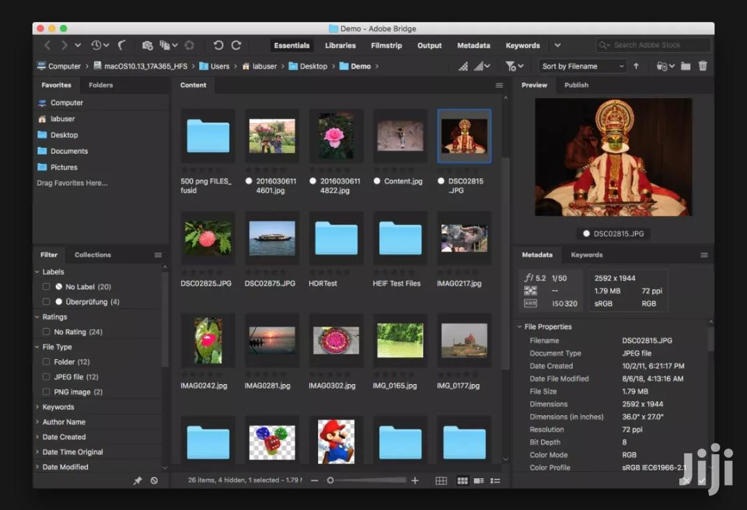 Archive: Adobe Bridge 2020 (WIN/MAC)