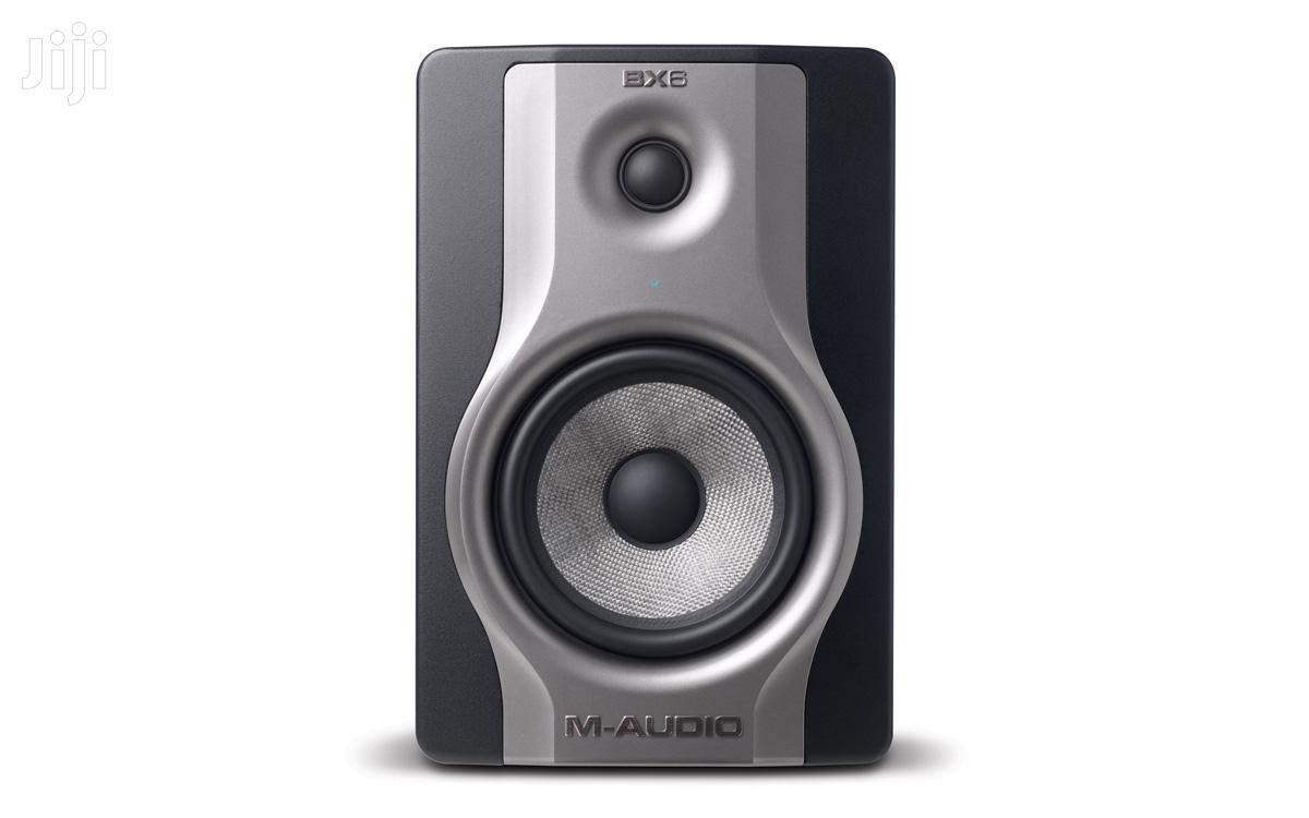 M-Audio BX6 Carbon Studio Monitors