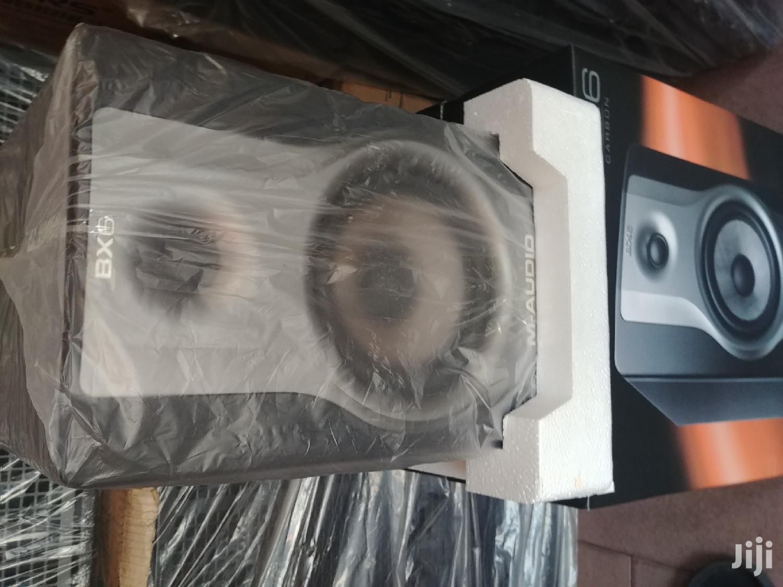 M-Audio BX6 Carbon Studio Monitors   Audio & Music Equipment for sale in Avenor Area, Greater Accra, Ghana
