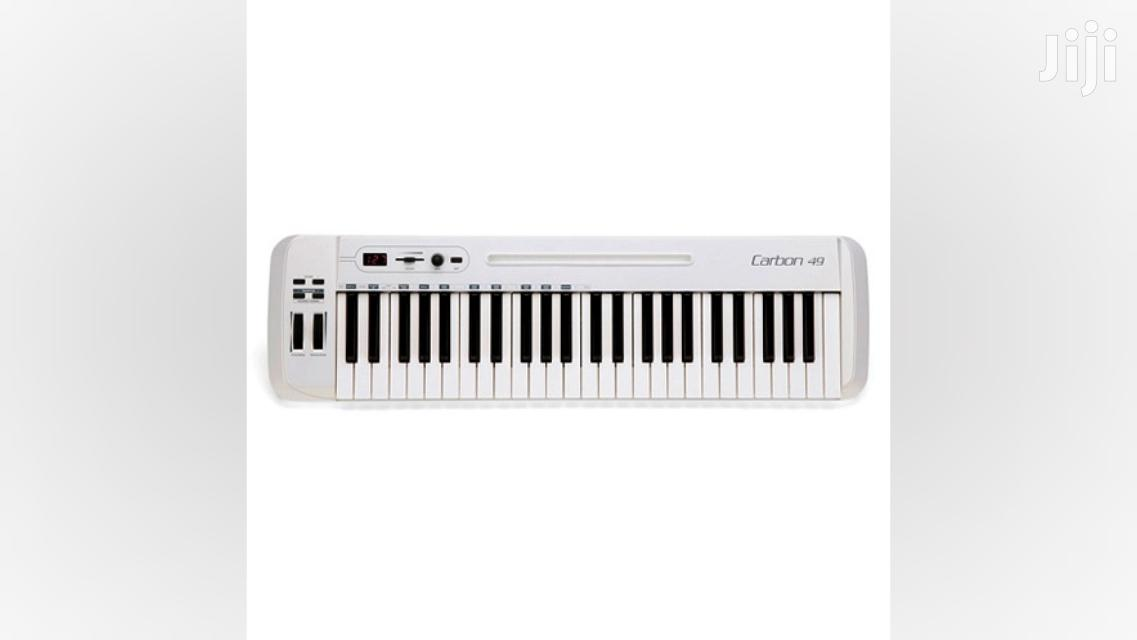 Samson Carbon 49 USB MIDI Controller | Audio & Music Equipment for sale in Avenor Area, Greater Accra, Ghana