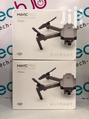 Brand New DJI Mavic PRO Platinum Fly More Combo DRONE