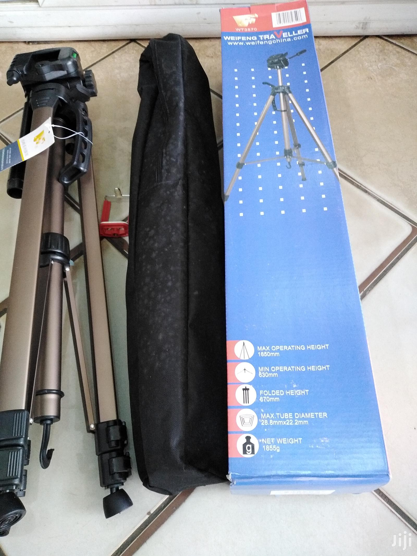 Tripod Stand With Phone Holder | Accessories for Mobile Phones & Tablets for sale in Kokomlemle, Greater Accra, Ghana