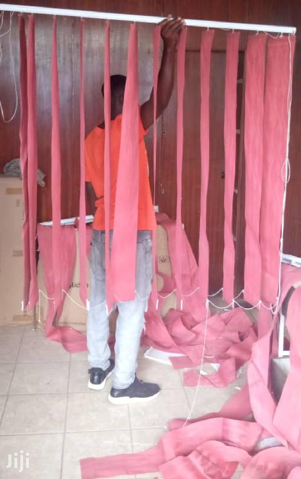 3pcs Sliding Curtains