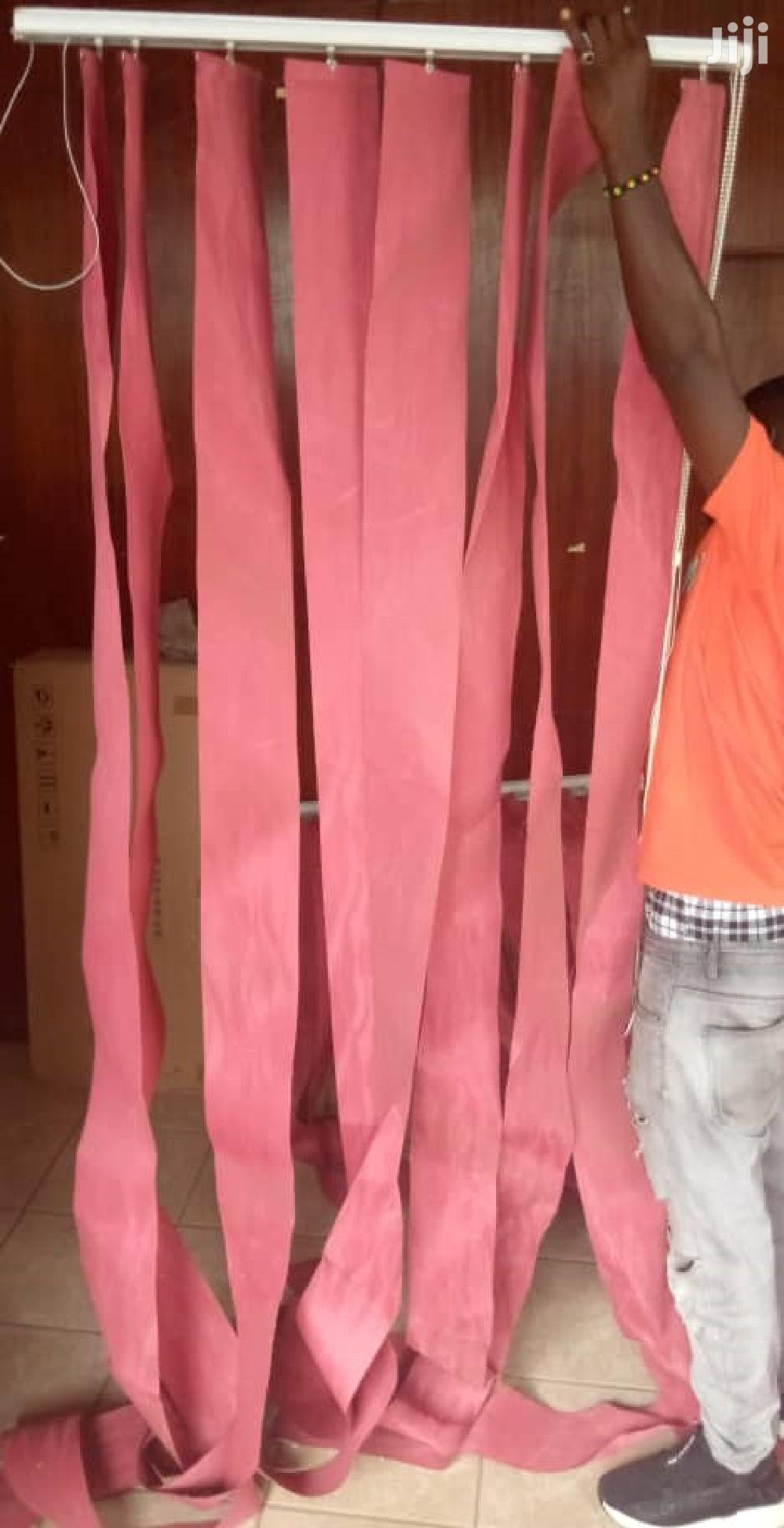 3pcs Sliding Curtains | Home Accessories for sale in Roman Ridge, Greater Accra, Ghana
