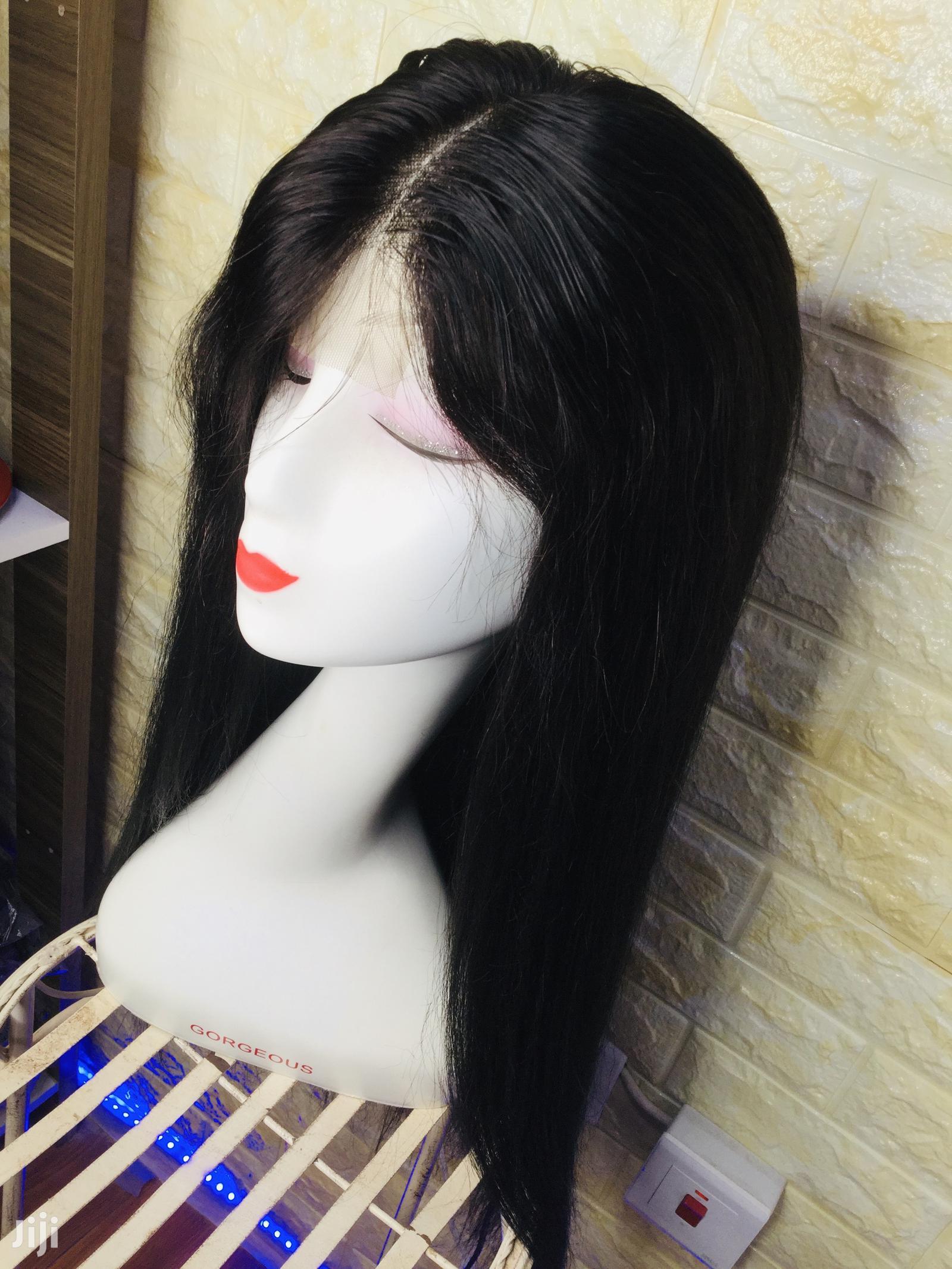"Brazilian Hair 28"" Wig Cap For Sale   Hair Beauty for sale in East Legon, Greater Accra, Ghana"