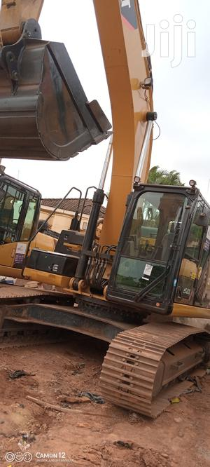 Home Used Cat Excavators