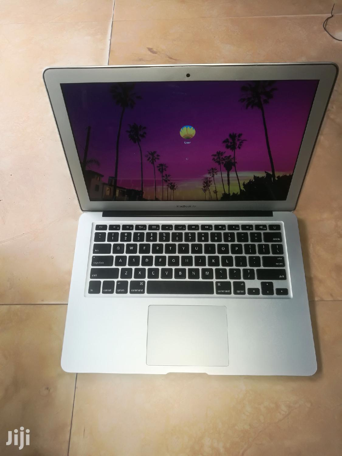 Laptop Apple MacBook Air 4GB Intel Core i5 SSD 128GB | Laptops & Computers for sale in Accra Metropolitan, Greater Accra, Ghana