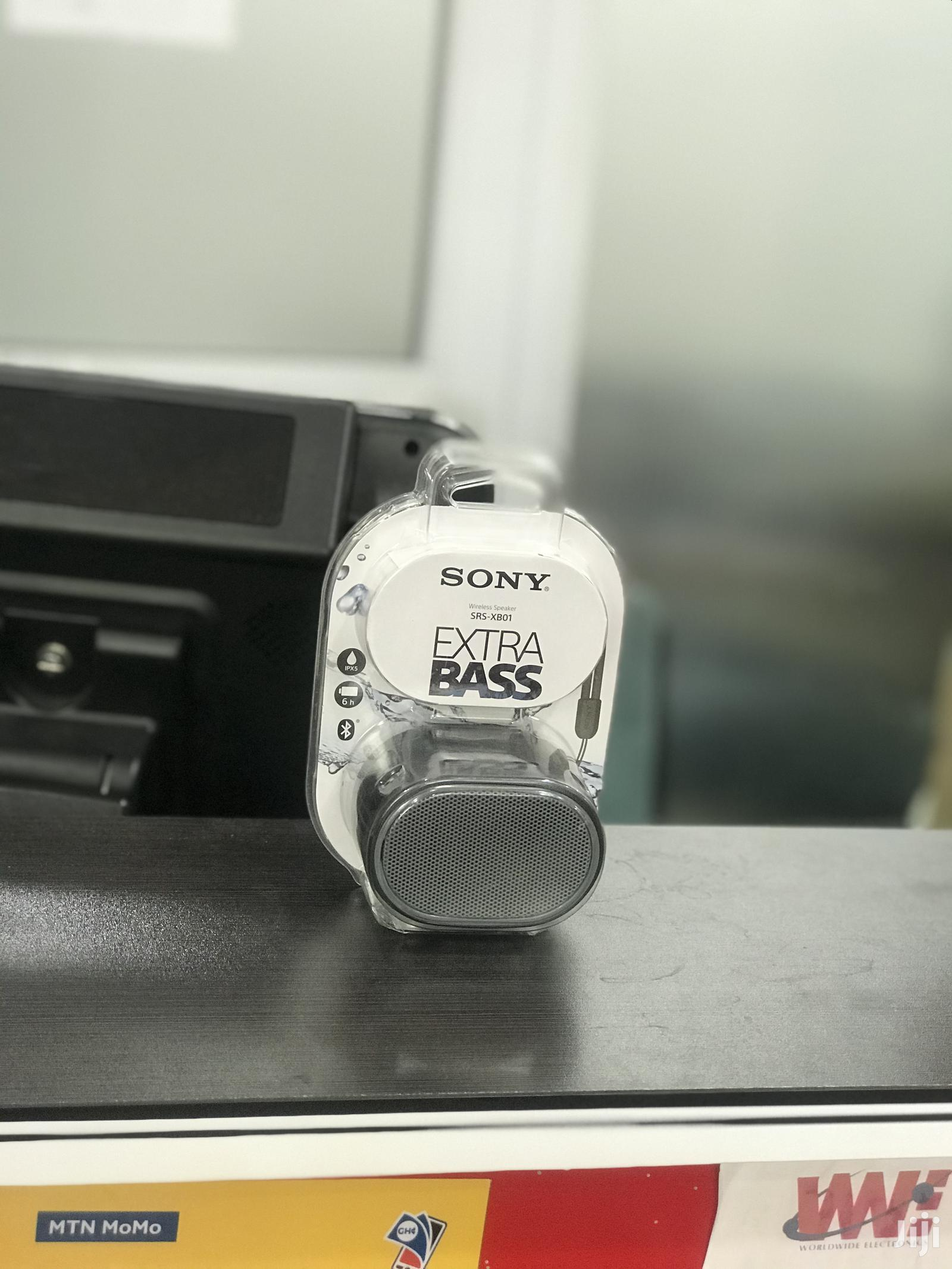 Archive: Sony Extra Bass