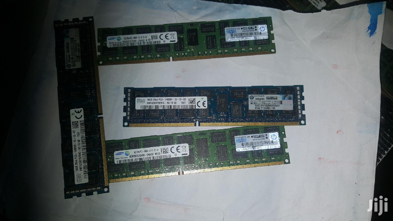 Archive: 16GB Ddr3 Server Memory For Workstation Xeon/Server