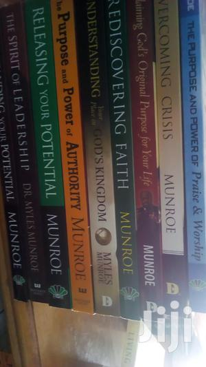 Myles Munroe Best Collection   Books & Games for sale in Ashanti, Kumasi Metropolitan