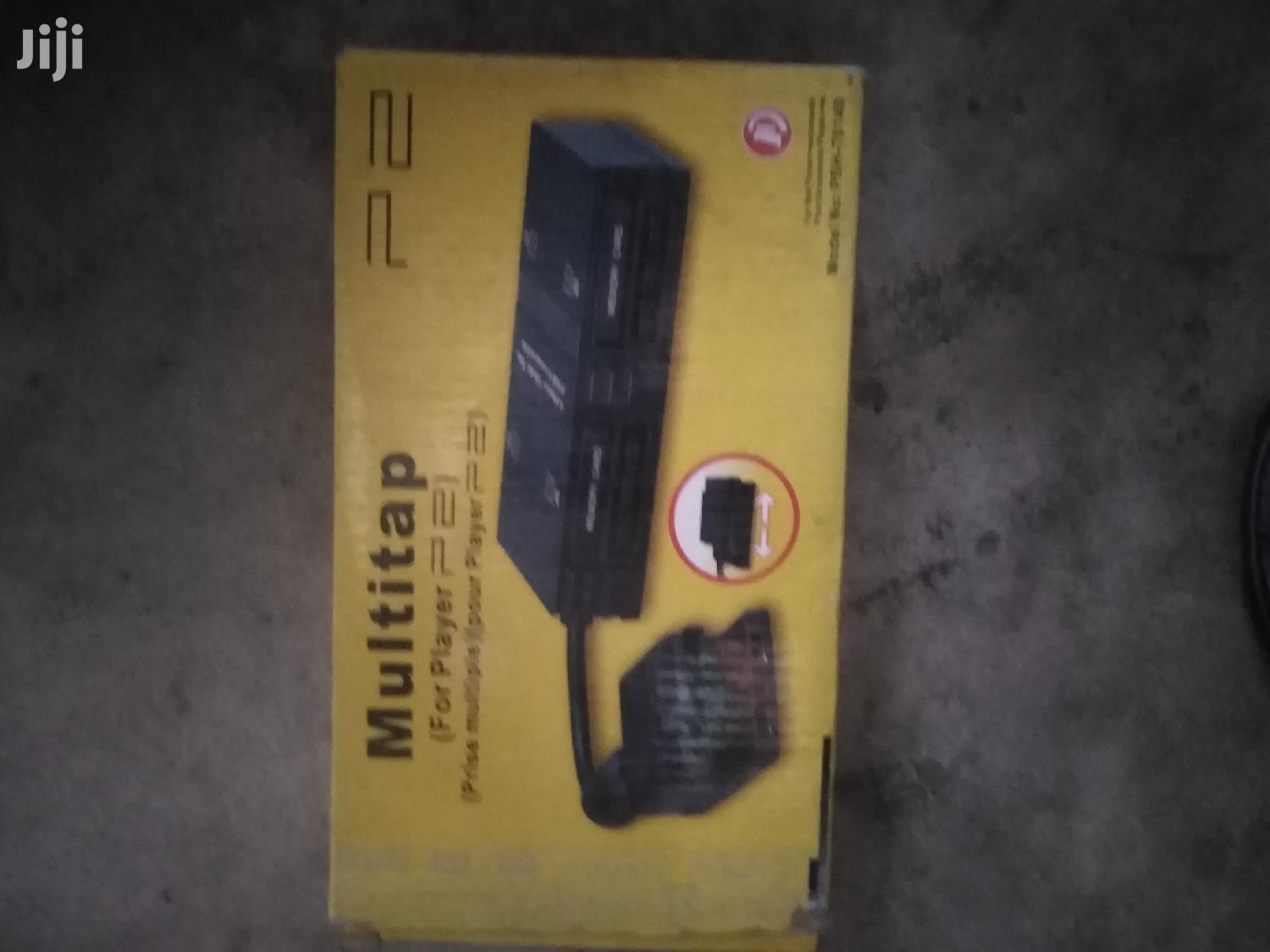 PS2 Multitap Adapter | Video Game Consoles for sale in Achimota, Greater Accra, Ghana