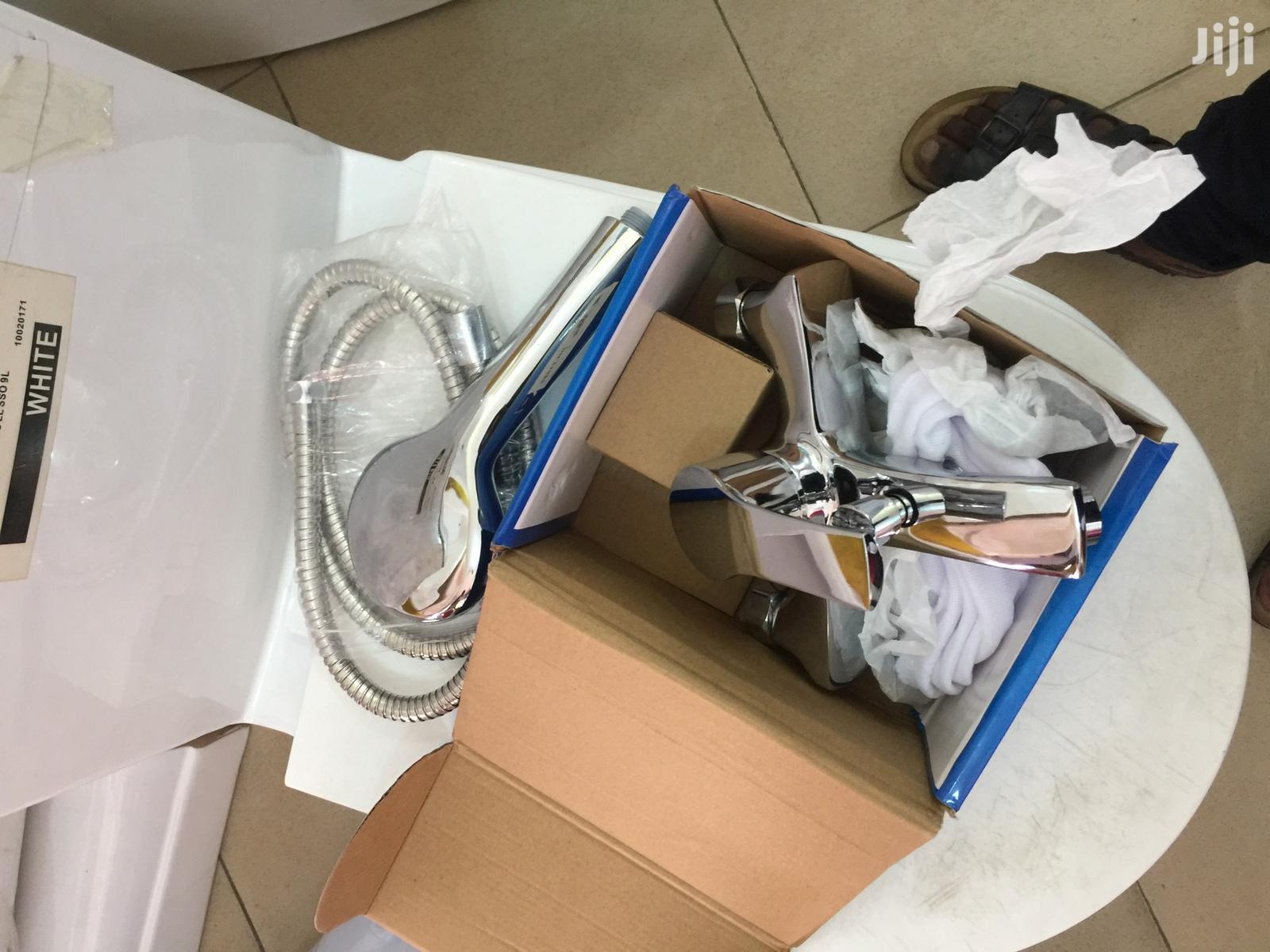 Bath Tap Telephone Shower | Plumbing & Water Supply for sale in New Abossey Okai, Greater Accra, Ghana