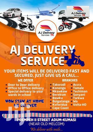 AJ Delivery Services | Logistics Services for sale in Ashanti, Kumasi Metropolitan