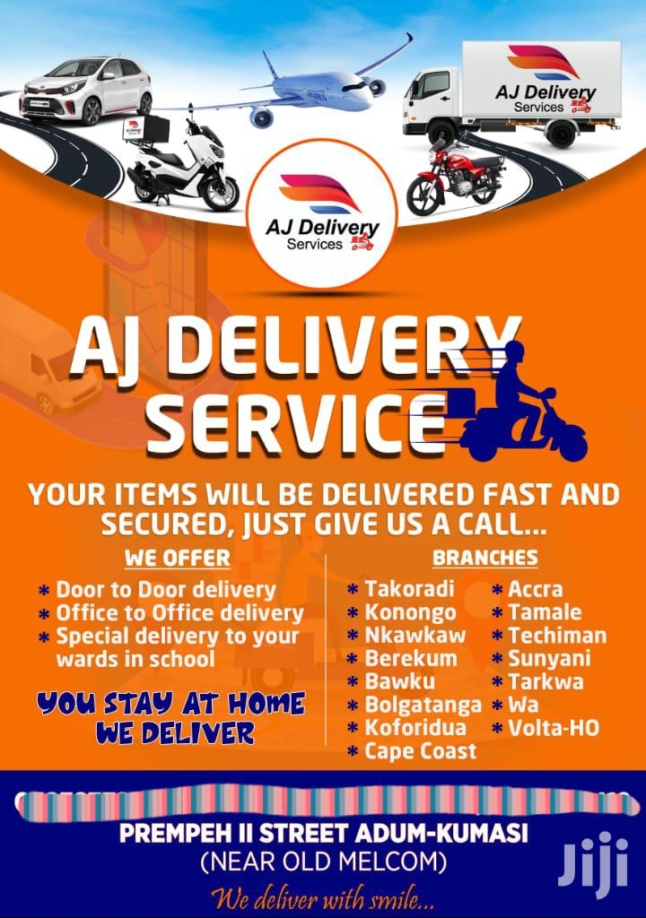 AJ Delivery Services