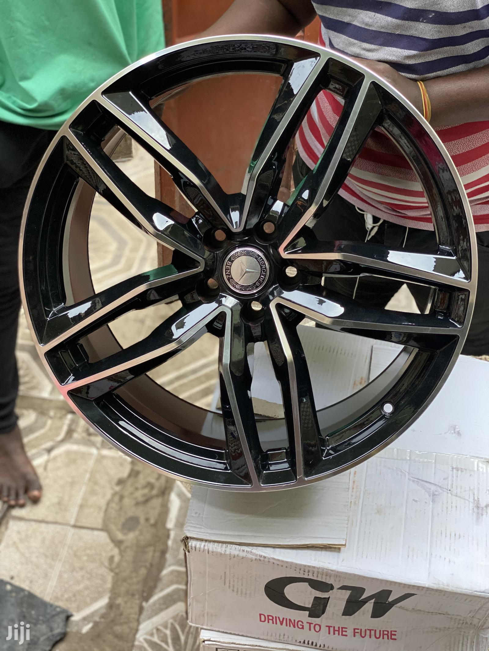 Archive: All Kinds Of Rims And Tyres Available, Mercedes Benz Rim 21