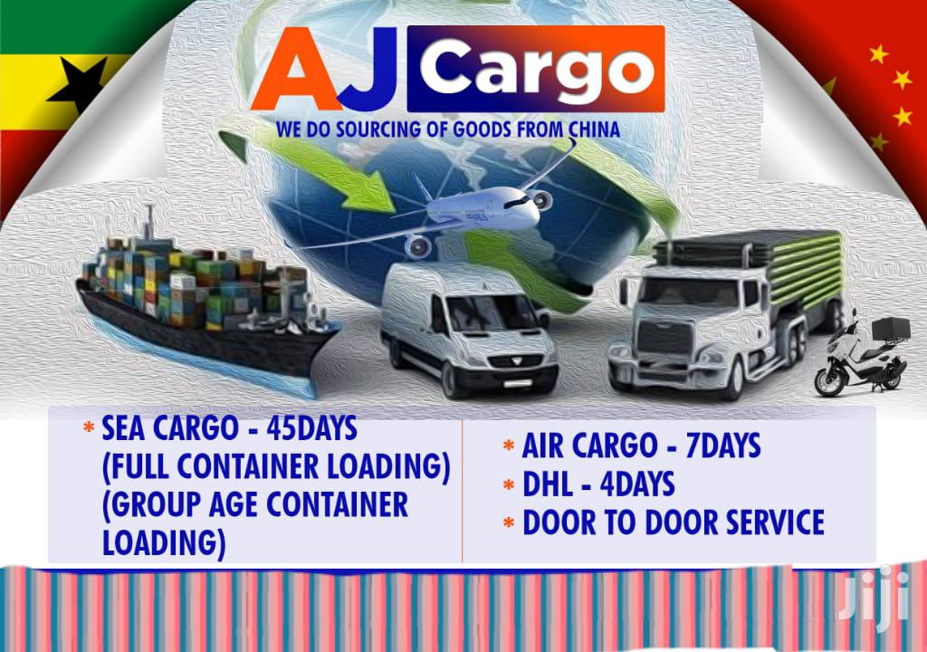 AJ Delivery Services | Logistics Services for sale in Kumasi Metropolitan, Ashanti, Ghana