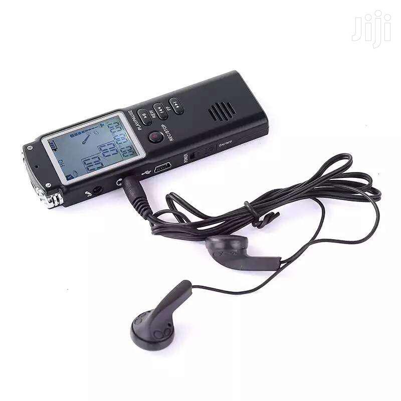 Digital Voice Recorder - 8GB | Audio & Music Equipment for sale in Accra Metropolitan, Greater Accra, Ghana