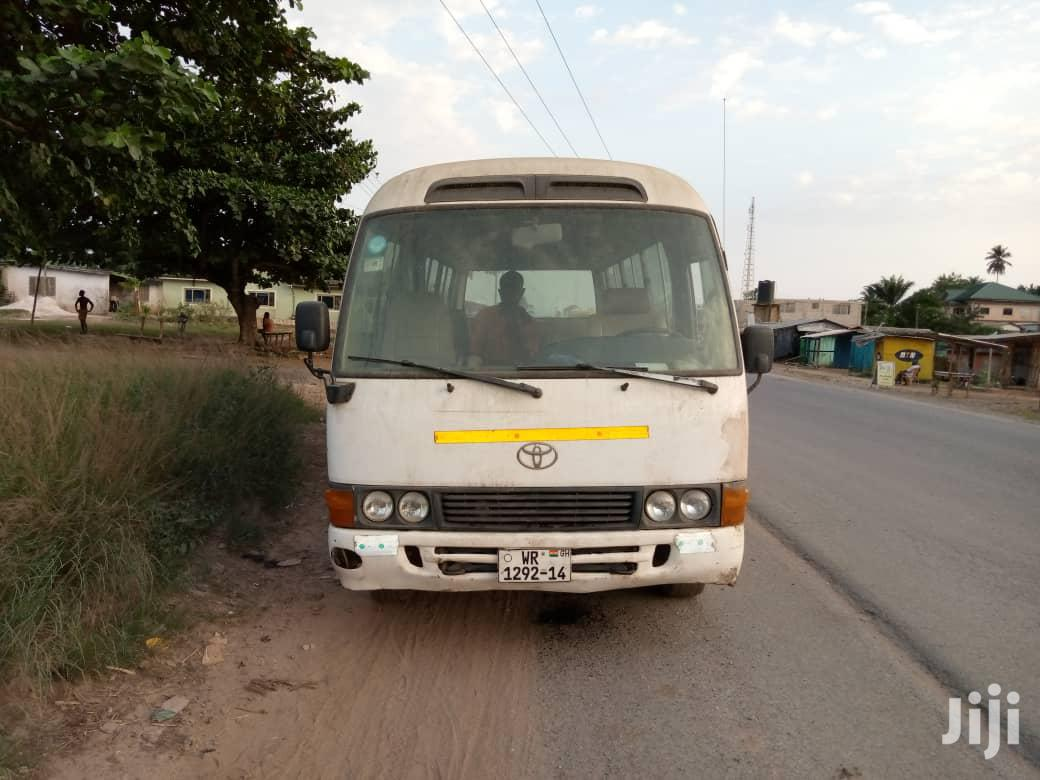 Toyota Coaster 2010 New For Sale
