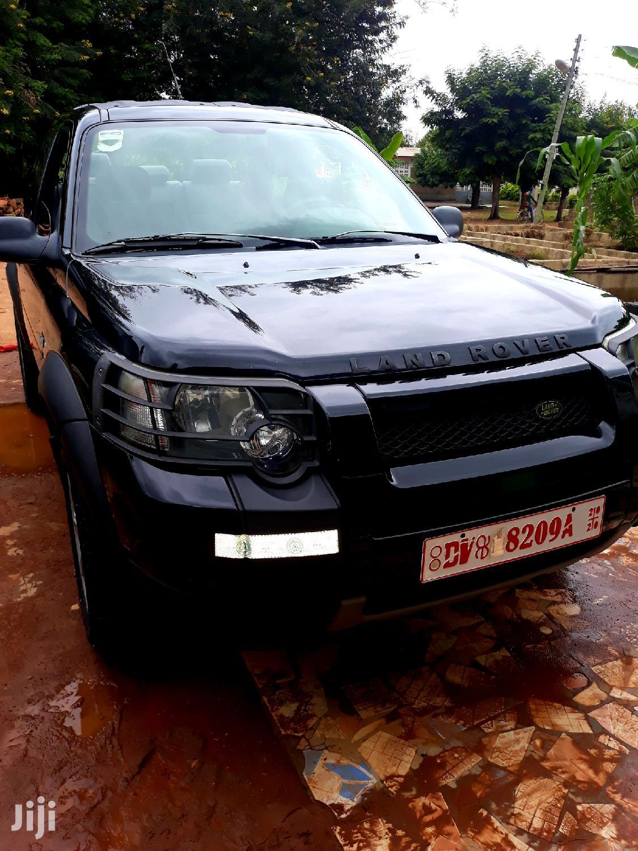 Land Rover Freelander 2004 HSE Black