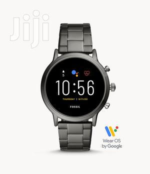 Fossil FTW4024 Carlyle HR Touchscreen Smartwatch