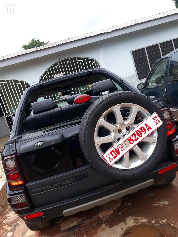 Land Rover Freelander 2004 HSE Black | Cars for sale in Sunyani Municipal, Brong Ahafo, Ghana