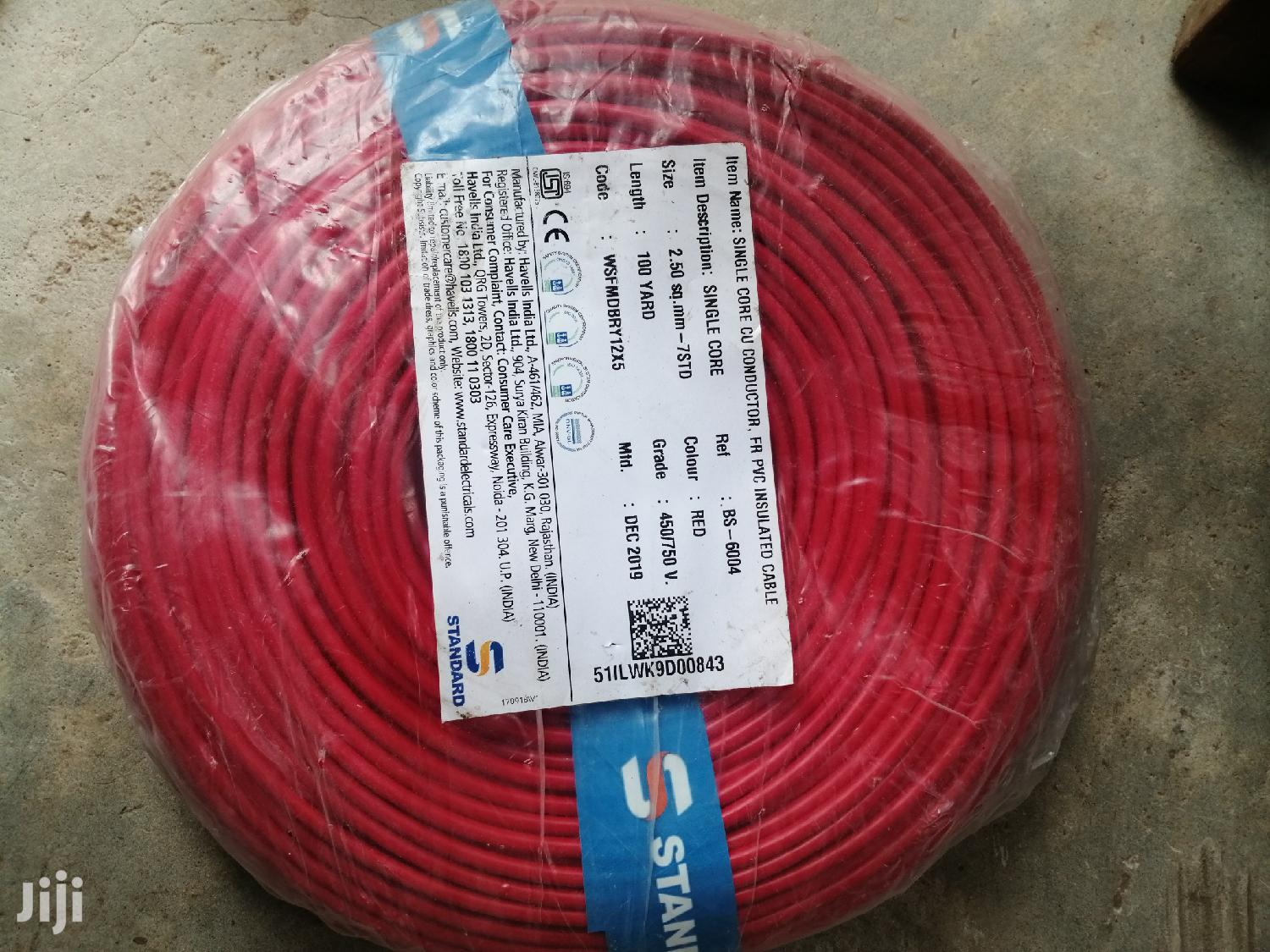 2.5 Wire Conduit | Electrical Equipment for sale in Achimota, Greater Accra, Ghana