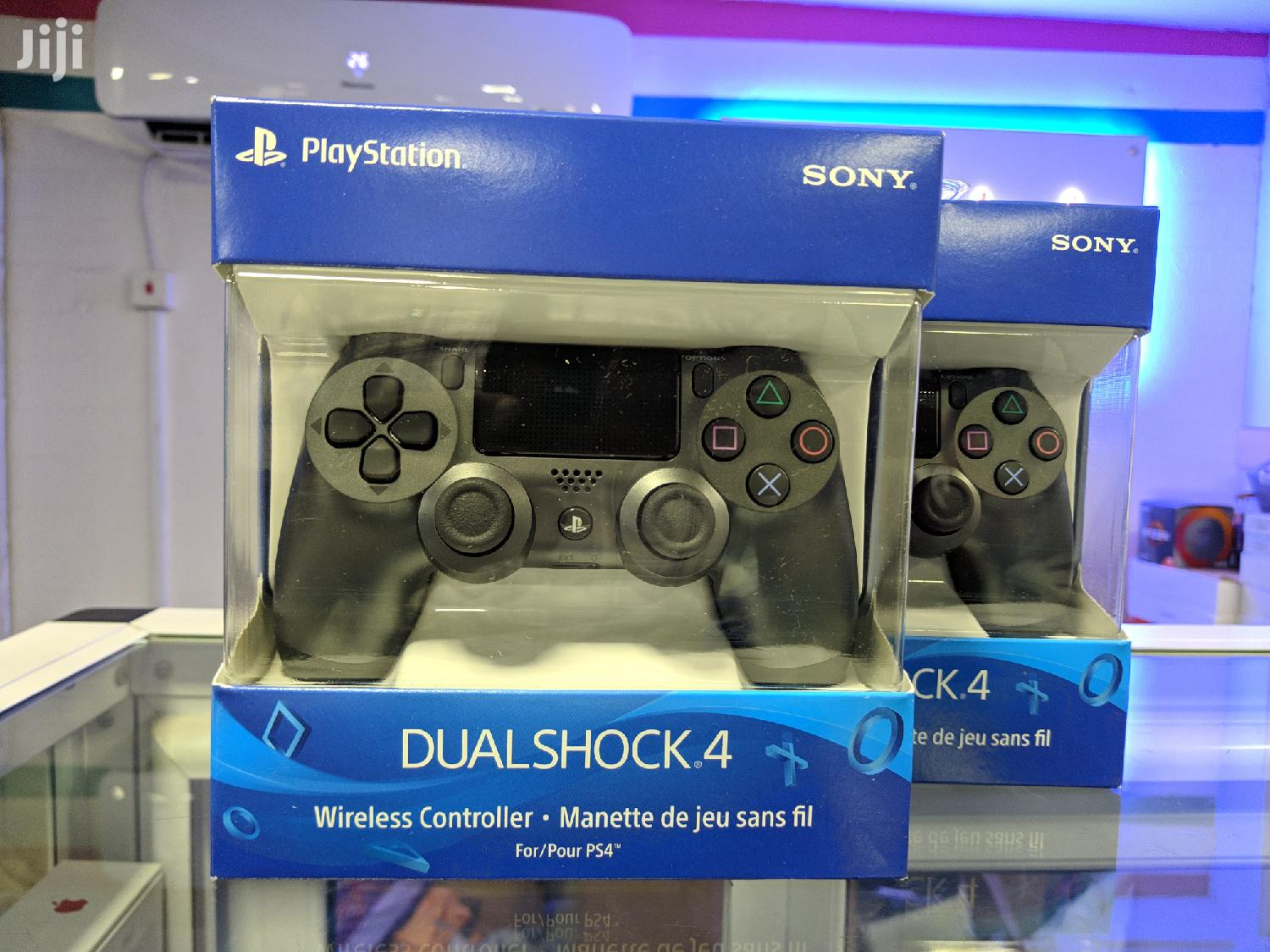 Dualshock 4 Wireless Controller For Playstation 4 | Accessories & Supplies for Electronics for sale in Darkuman, Greater Accra, Ghana