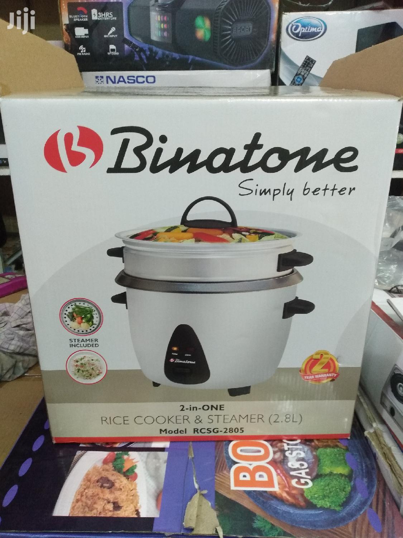 Binatone Rice Cooker 2.8litre   Kitchen Appliances for sale in Accra Metropolitan, Greater Accra, Ghana