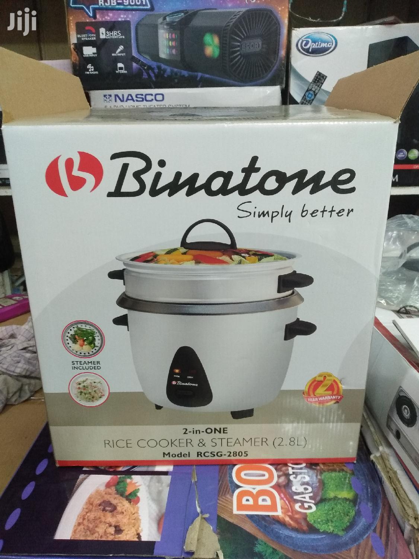 Binatone Rice Cooker 2.8litre