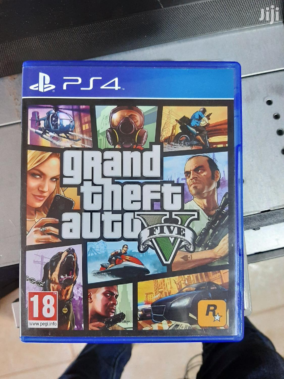 GTA Auto V Game