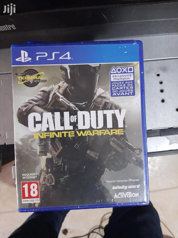 Call Of Duty; Infinite Warfare