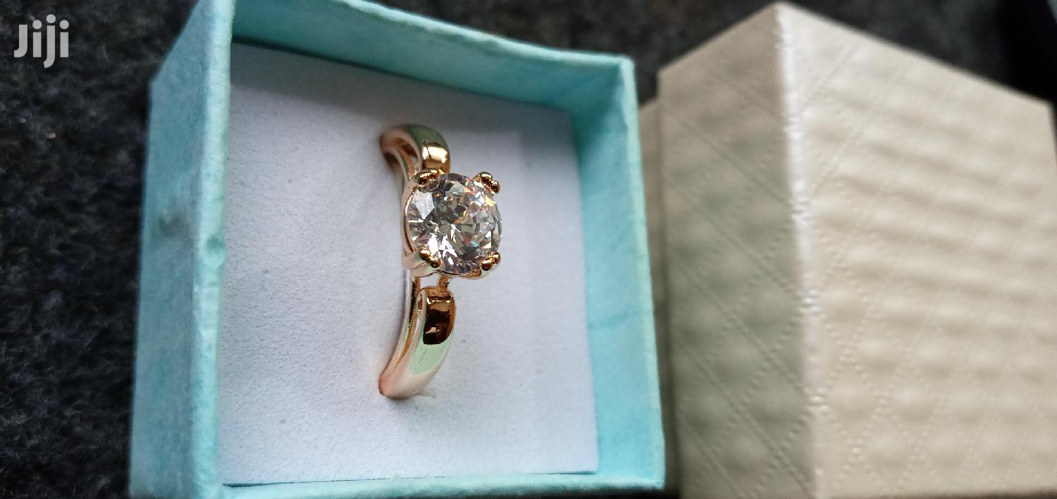 Archive: Rose Gold Bridal Engagement And Wedding Rings